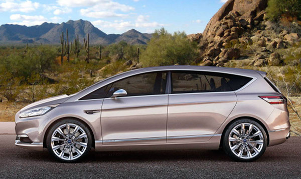 91 All New 2020 Ford S Max History