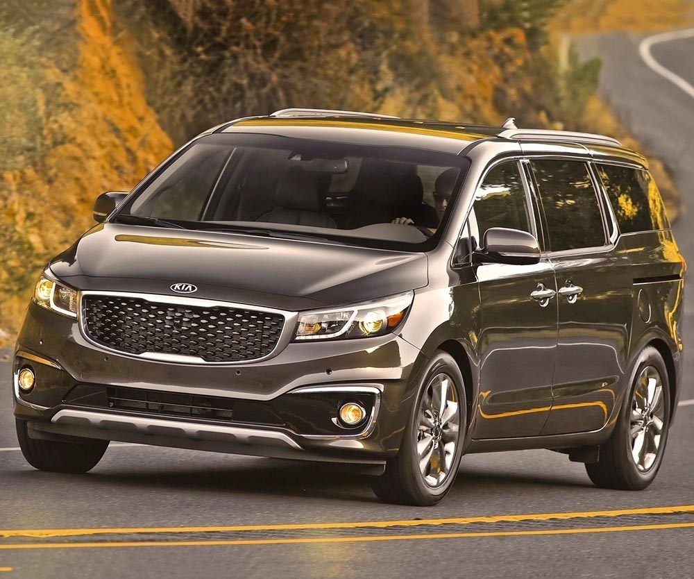 91 All New 2020 Kia Sedona Ratings