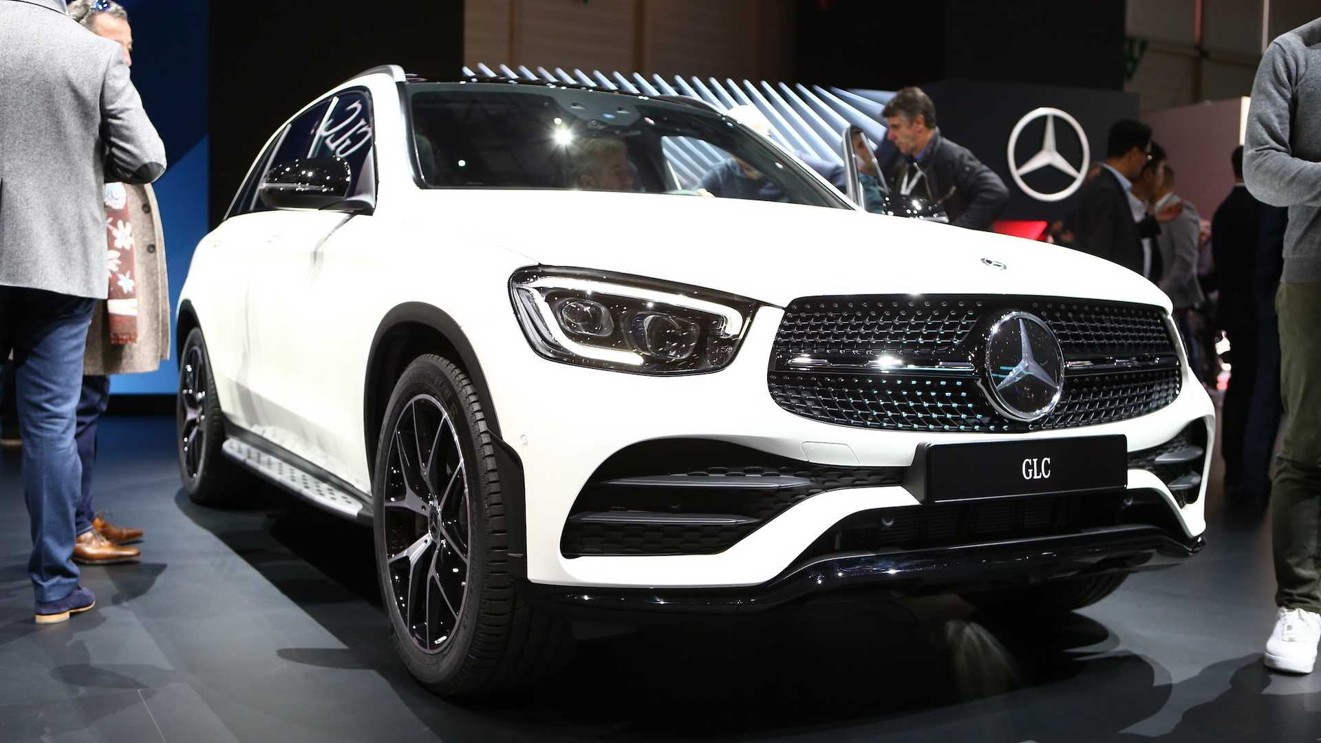 91 All New 2020 Mercedes Glc Model