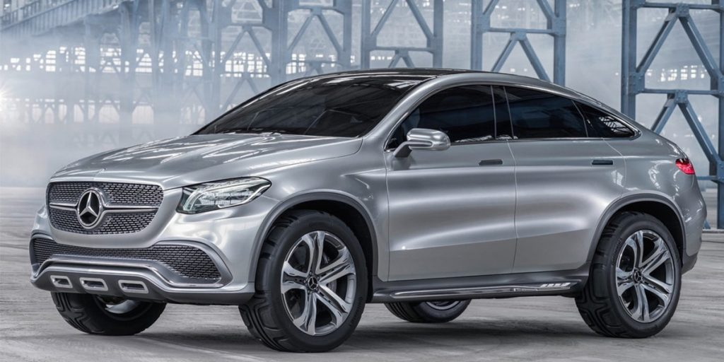 91 All New 2020 Mercedes ML Class 400 Picture