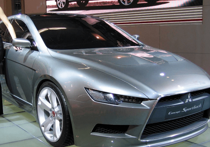 91 All New 2020 Mitsubishi Galant Concept
