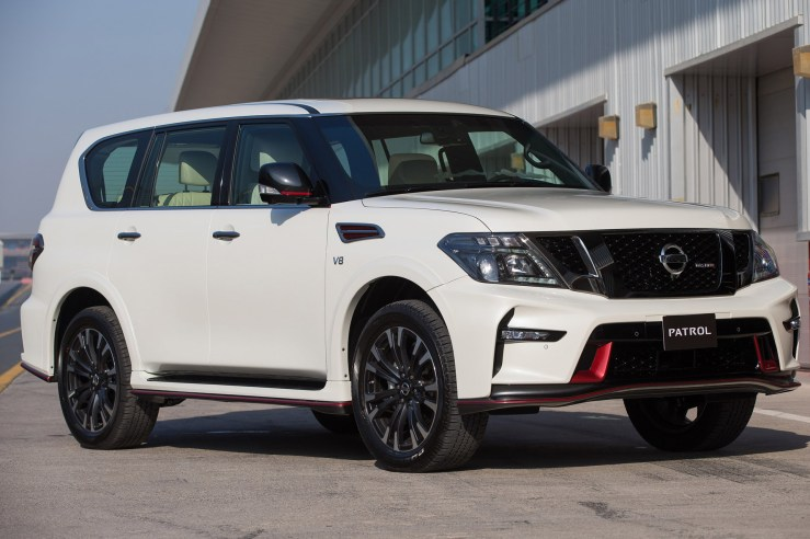 91 All New 2020 Nissan Patrol Spy Shoot