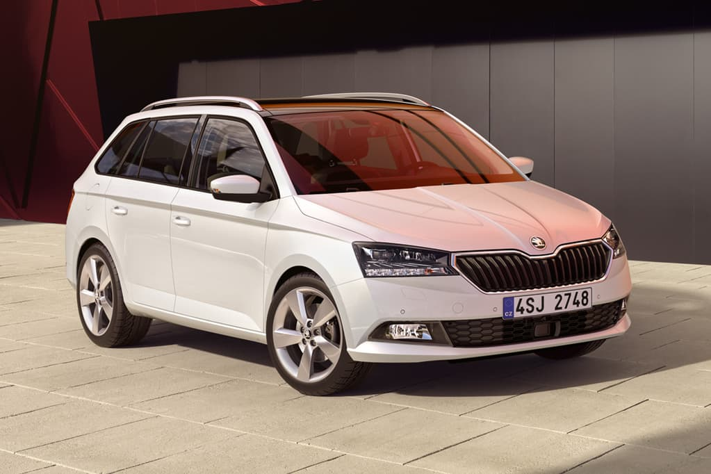 91 Best 2019 Skoda Roomster Picture