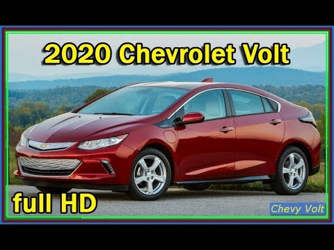 91 Best 2020 Chevrolet Volt New Concept