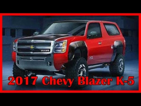 91 Best 2020 Chevy Blazer K 5 Price and Review