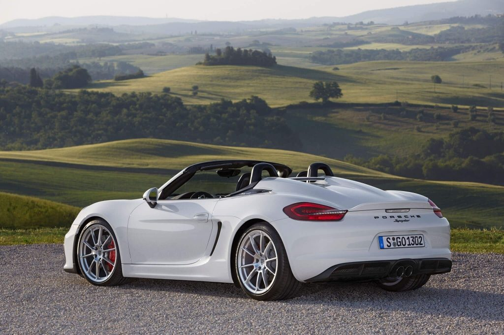 91 Best 2020 Porsche Boxster Spyder Price and Review