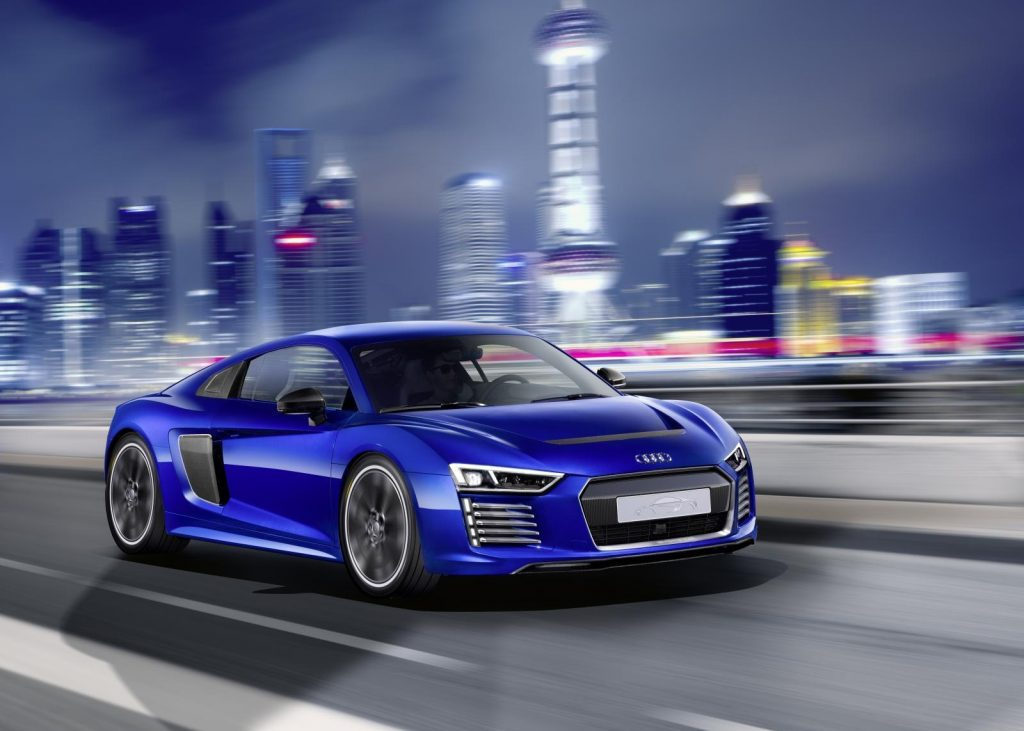 91 New 2019 Audi R8 E Tron Performance