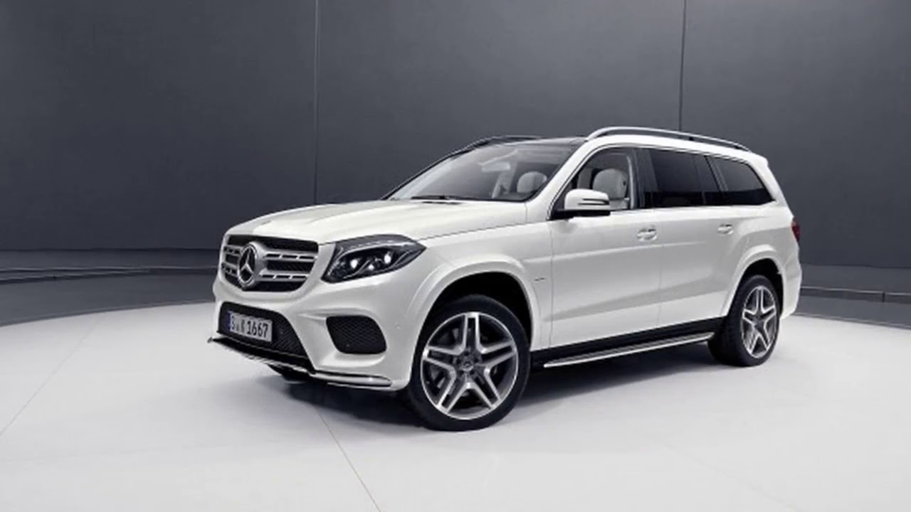 91 New 2019 Mercedes Gl Class Review and Release date
