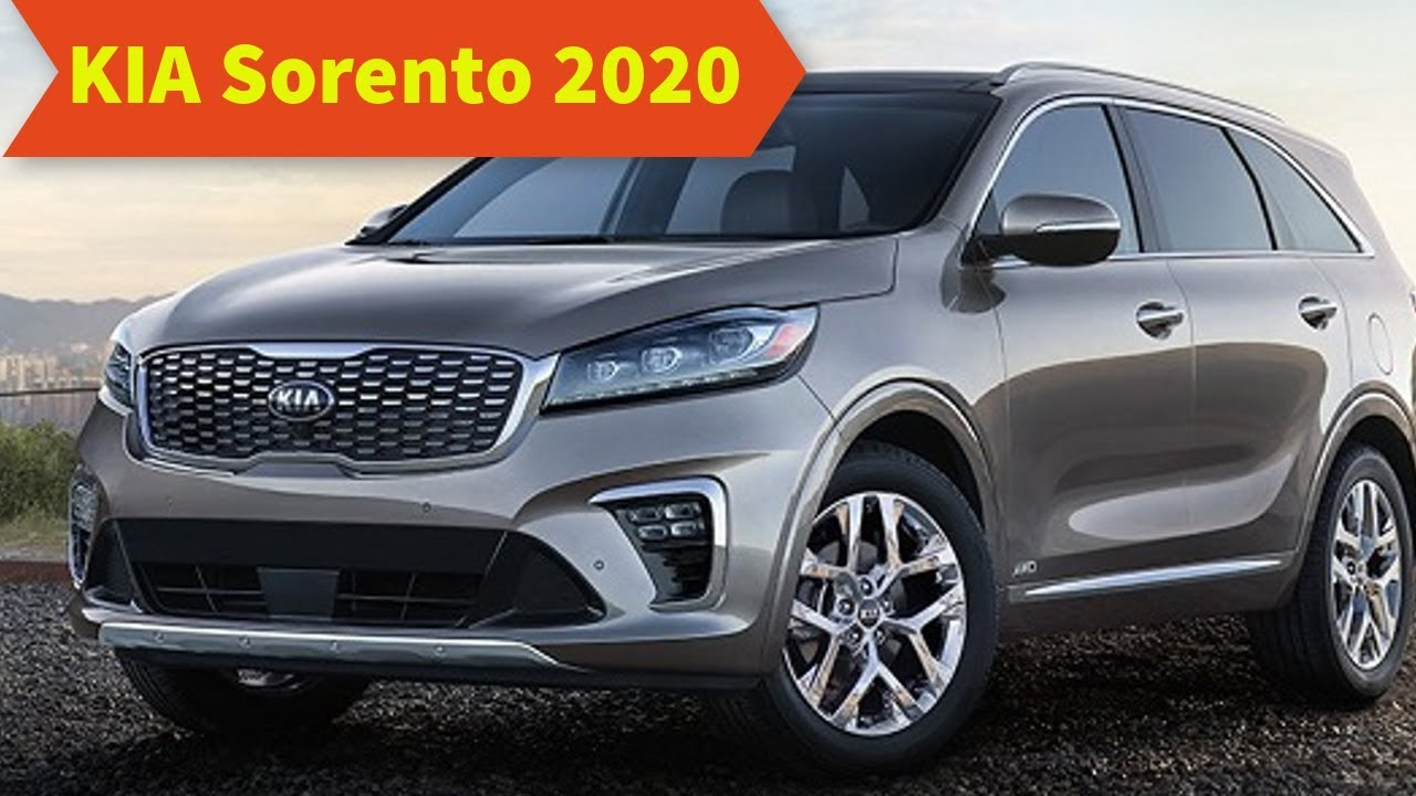 91 New 2020 Kia Sorento Spy Shoot