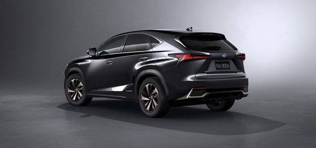 91 New 2020 Lexus Nx Performance and New Engine