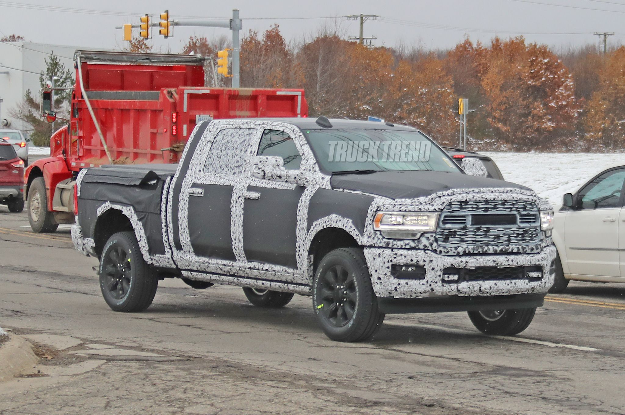 91 New 2020 Ram 3500 Photos
