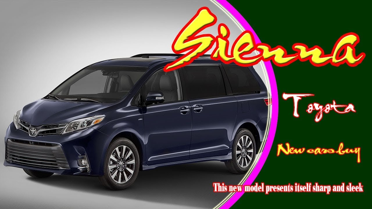 91 New 2020 Toyota Sienna Review