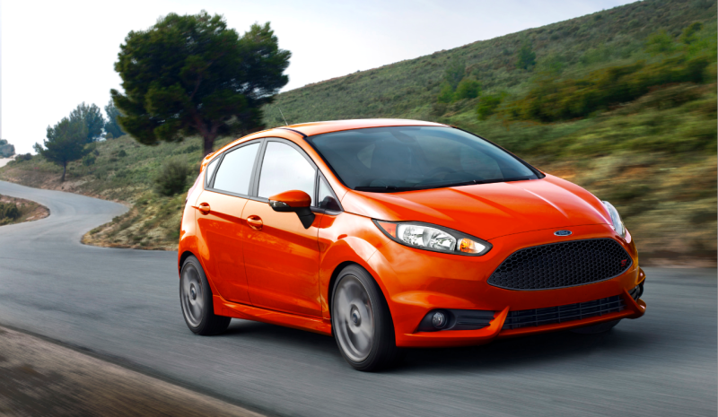 91 The 2019 Fiesta St Ratings
