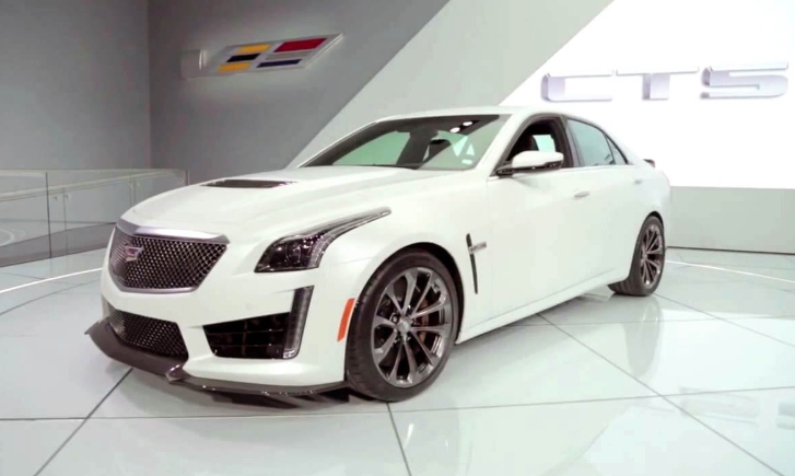 91 The 2020 Cadillac ATS V Coupe Images