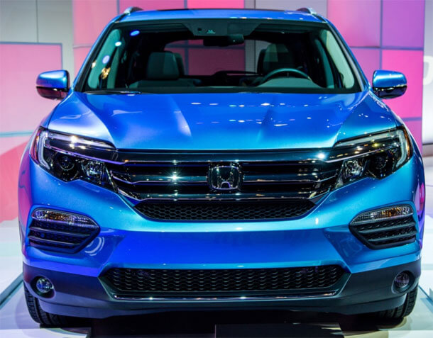 91 The 2020 Honda Pilot Concept and Review