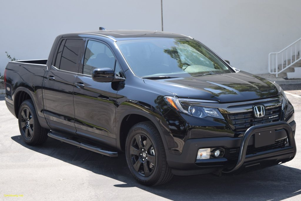 91 The 2020 Honda Ridgeline Specs