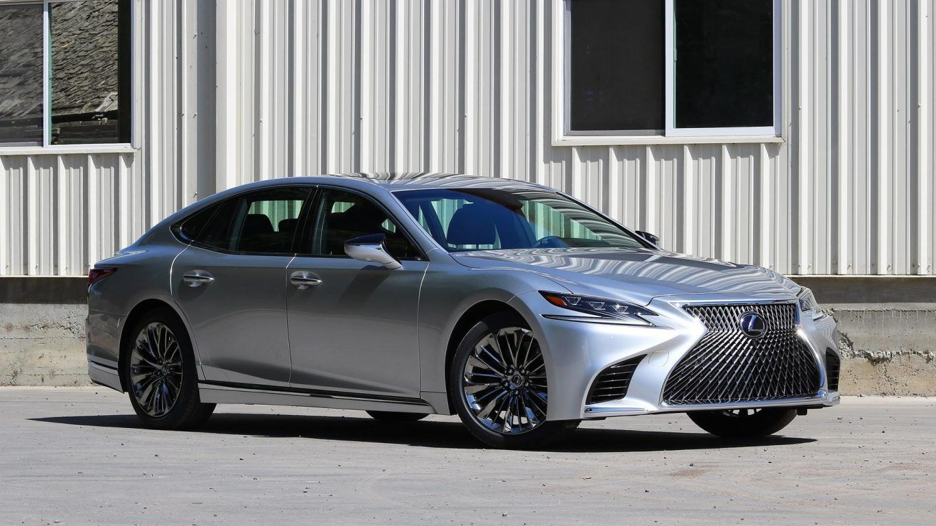 91 The 2020 Lexus LSs Ratings
