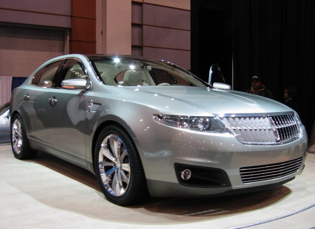 91 The 2020 Lincoln MKZ Hybrid Picture
