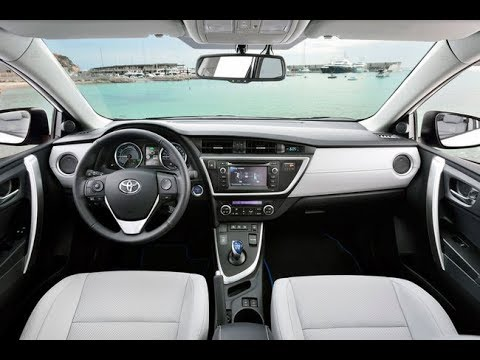 91 The 2020 Toyota Auris Review