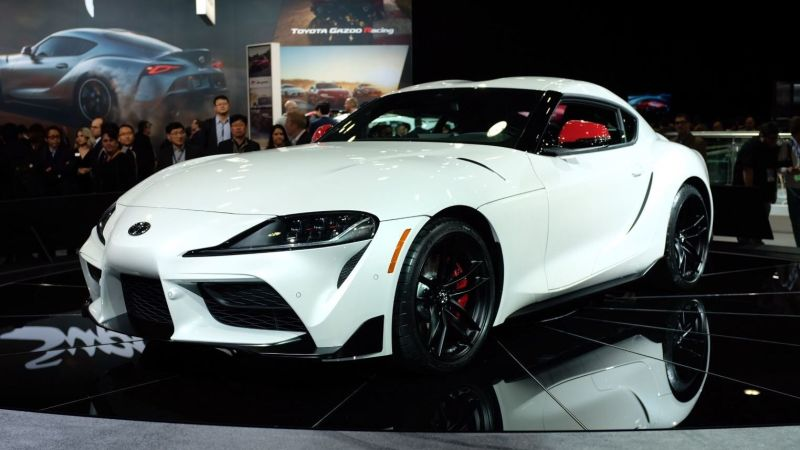 91 The 2020 Toyota Supra Pricing