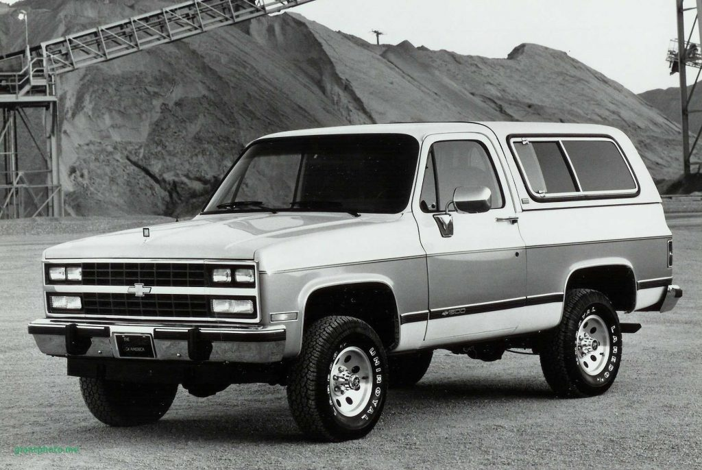 Complete car info for 91 The Best 2020 Chevy Blazer K 5 ...