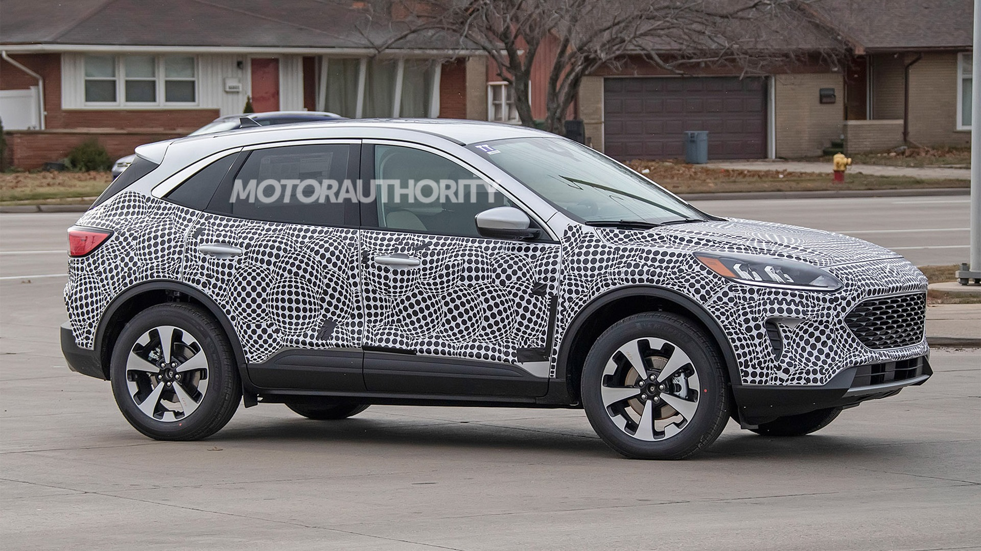 91 The Best 2020 Ford Escape Style