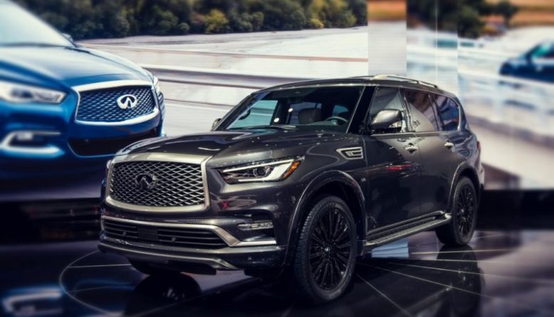91 The Best 2020 Infiniti QX80 Price and Review
