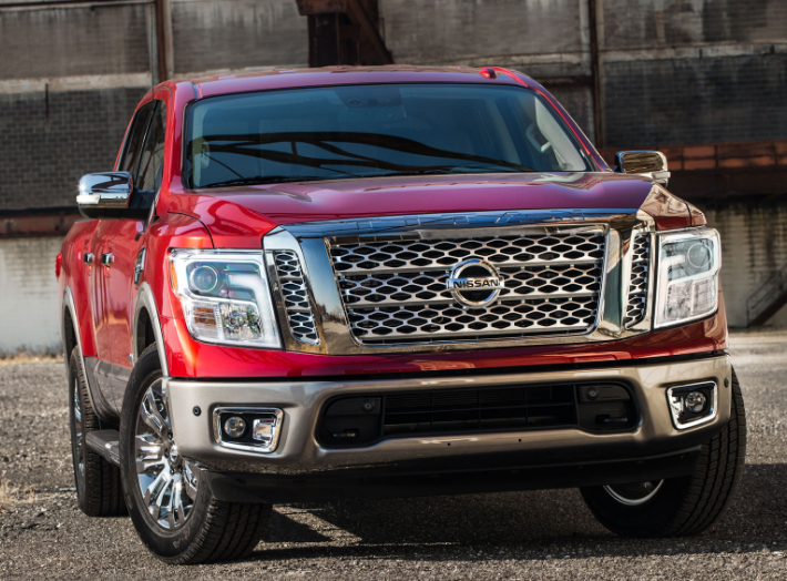 91 The Best 2020 Nissan Titan Review and Release date