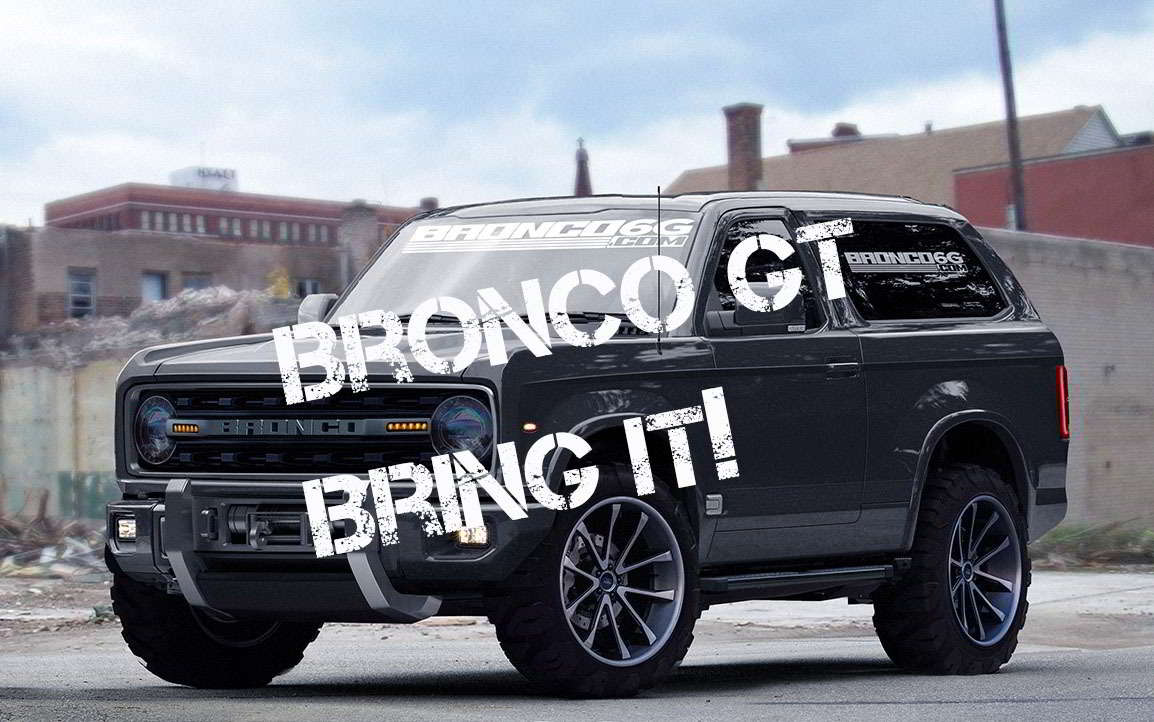 92 A 2019 Ford Svt Bronco Raptor Images