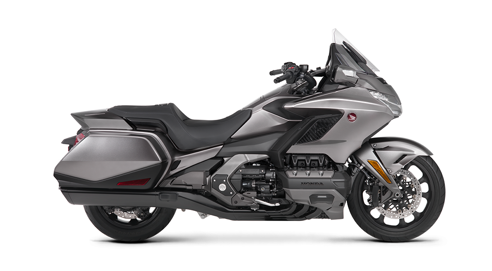 92 A 2019 Honda Gold Wing Speed Test