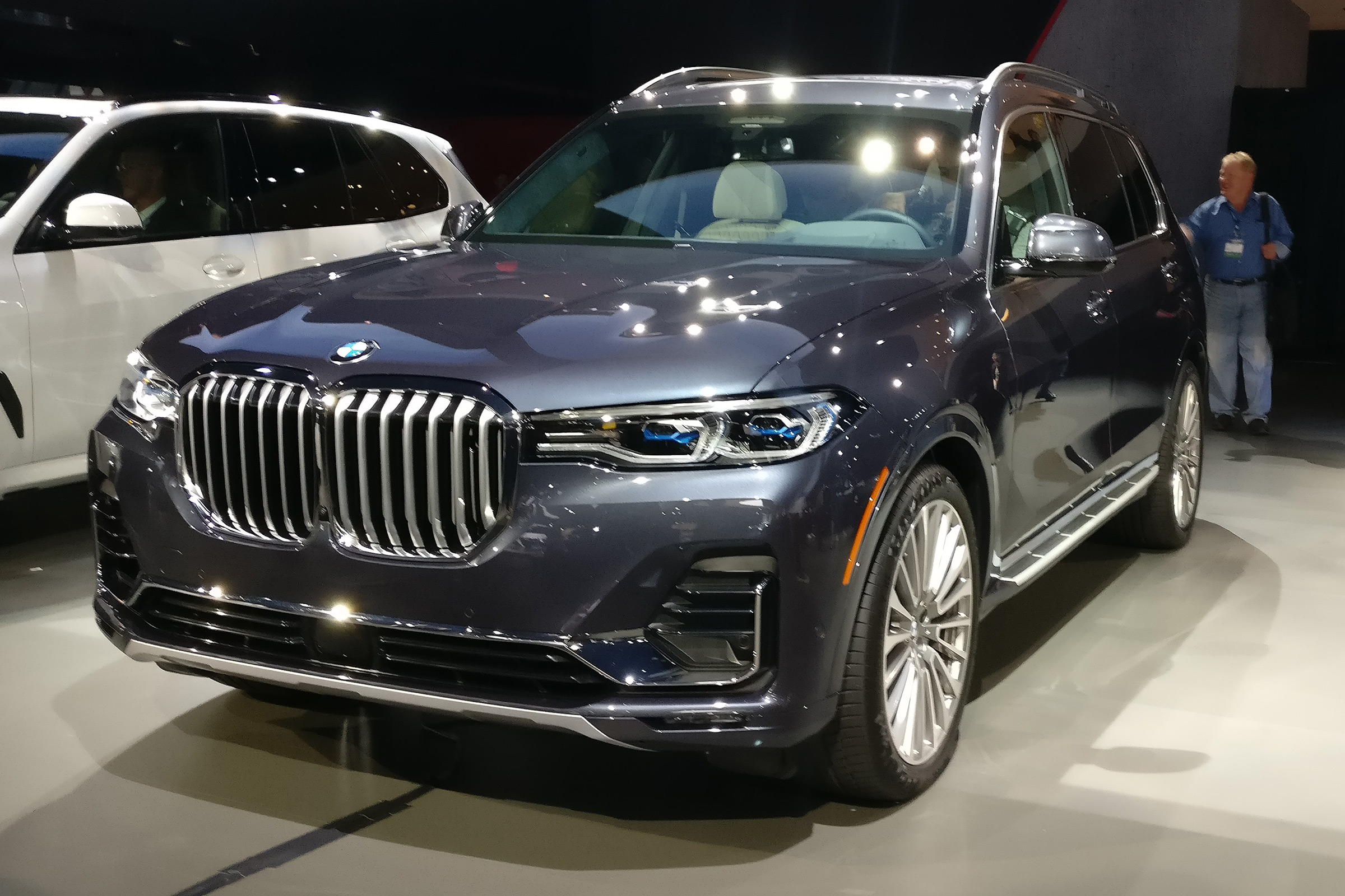 92 A 2020 BMW X7 Suv Series Engine