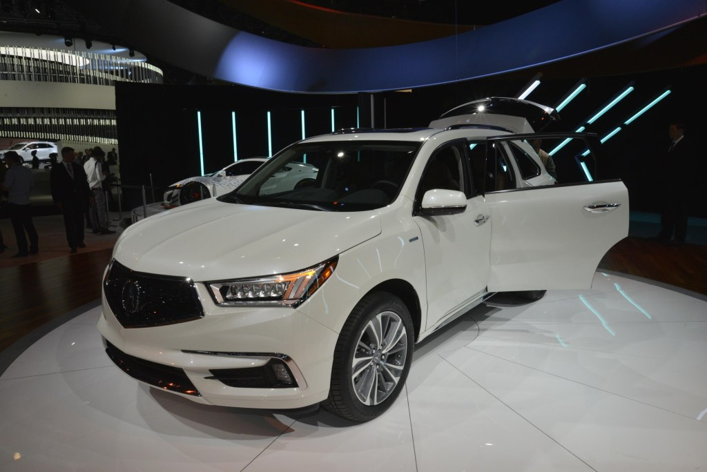92 All New 2019 Acura Mdx Rumors First Drive