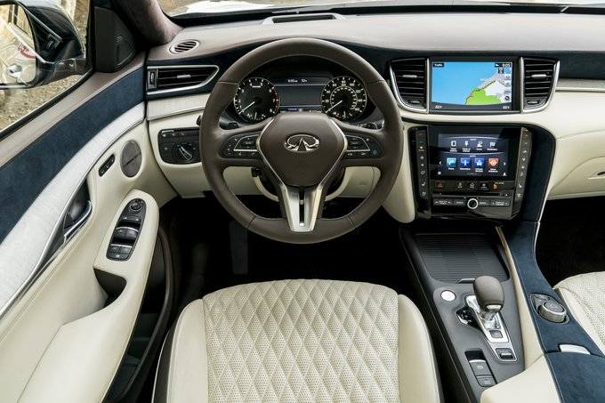 92 All New 2020 Infiniti QX50 Review and Release date