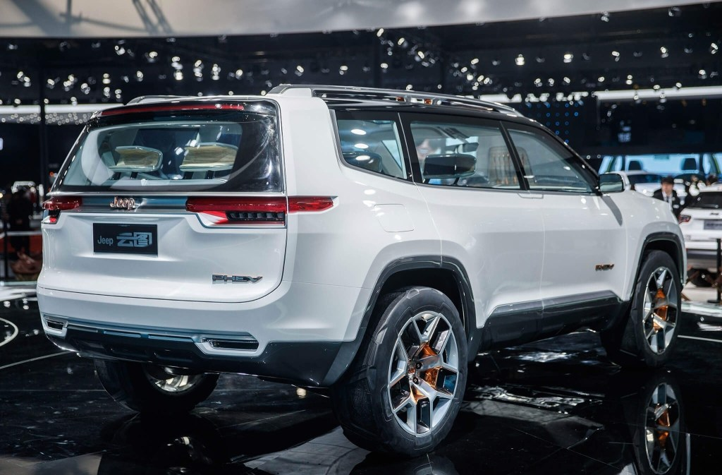 92 All New 2020 Jeep Wagoneer Configurations