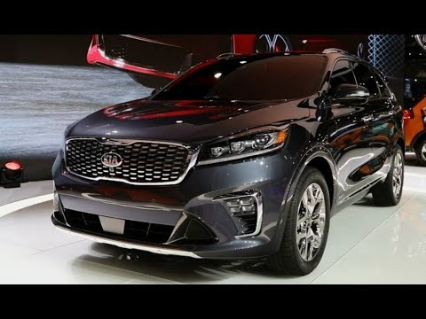 92 All New 2020 Kia Sorento Price and Release date