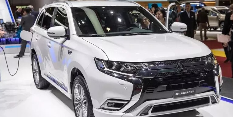 92 All New 2020 Mitsubishi Outlander Redesign and Review