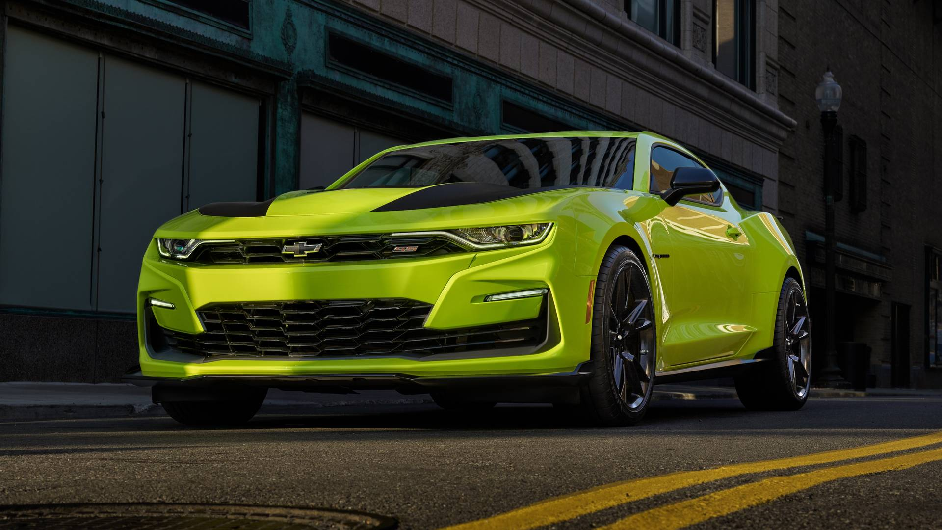 92 All New 2020 The All Chevy Camaro New Review
