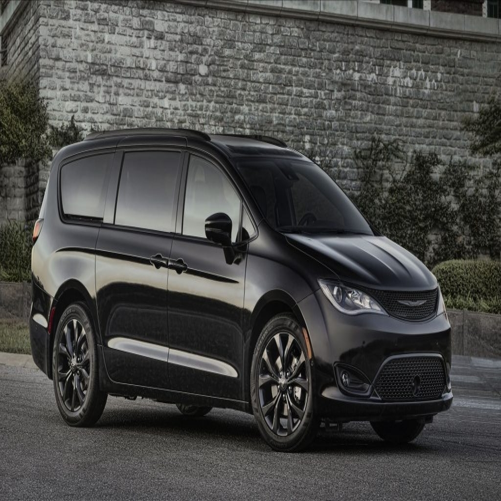 92 Best 2019 Chrysler Town Country Interior