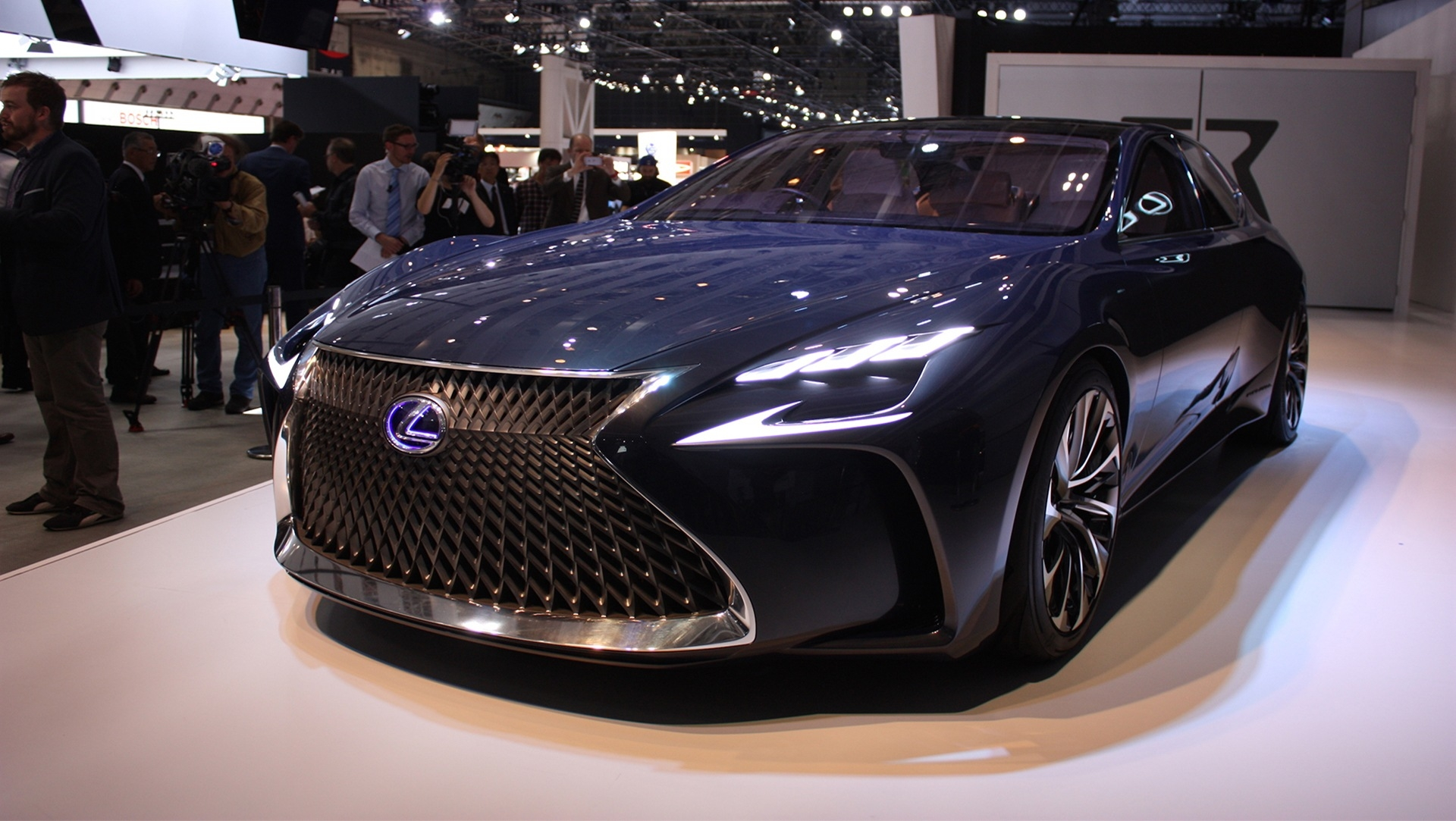 92 Best 2020 Lexus LSs Concept and Review