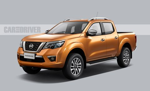 92 New 2020 Nissan Navara Redesign and Concept