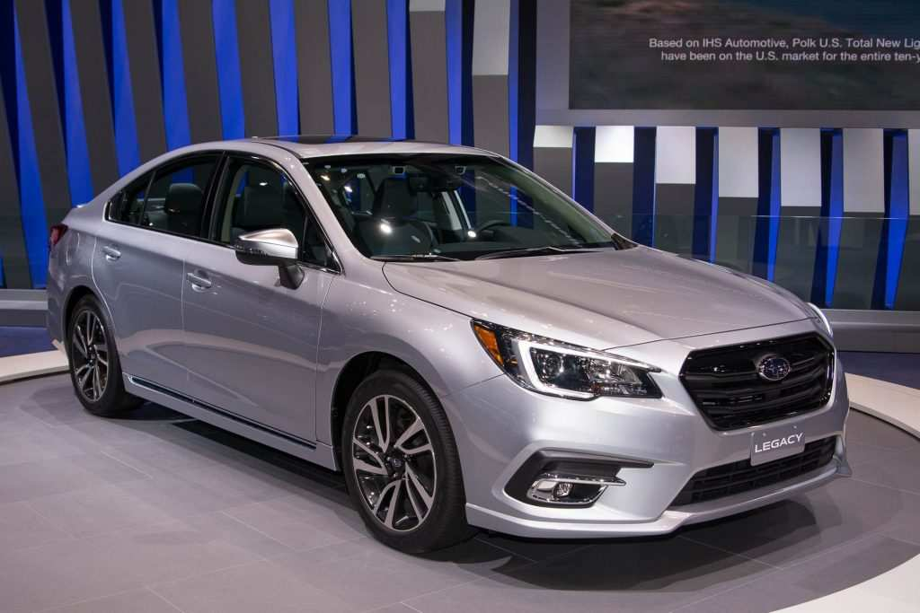 92 New 2020 Subaru Legacy Turbo Gt Interior