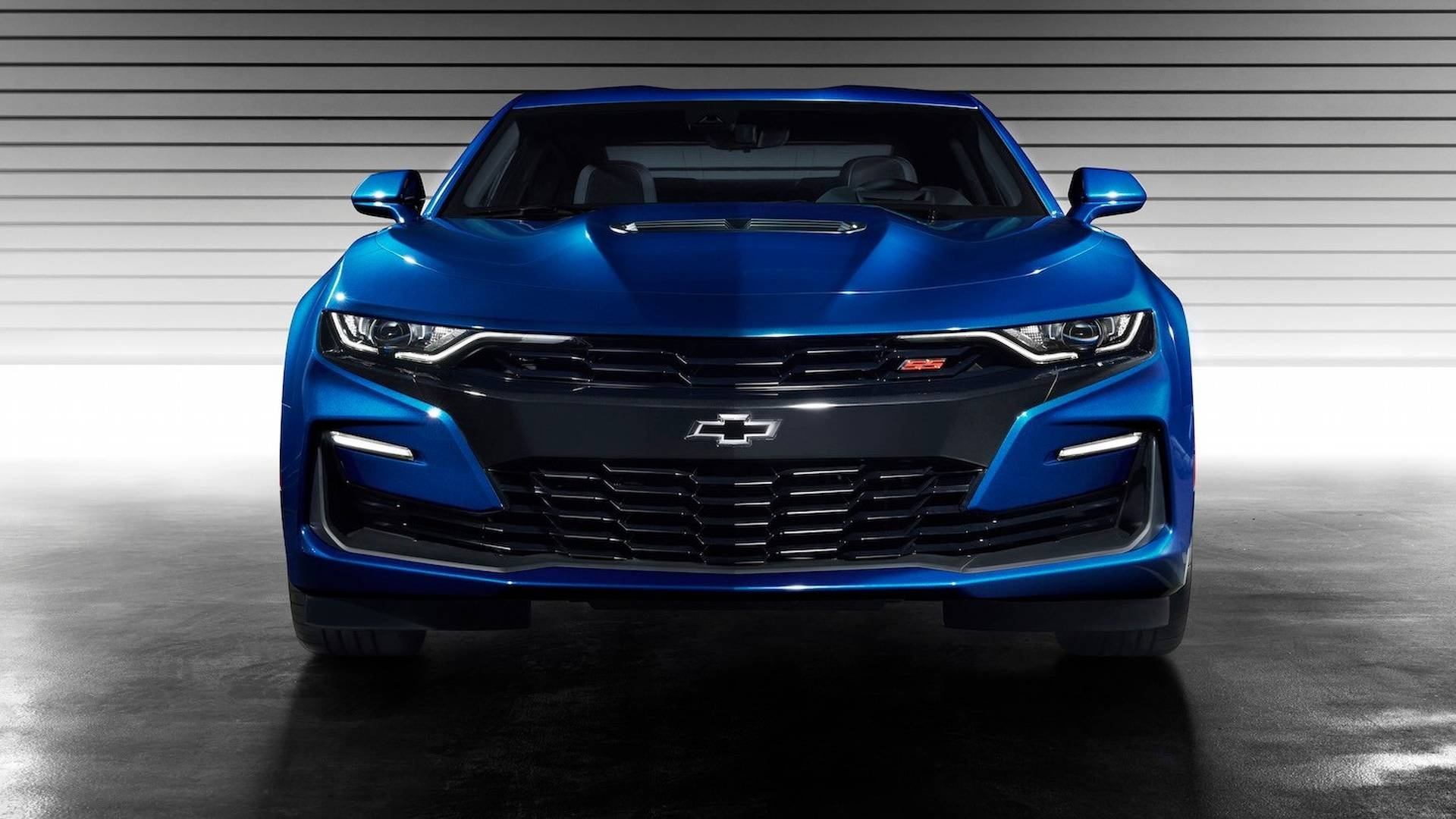 92 New 2020 The Camaro Ss Picture