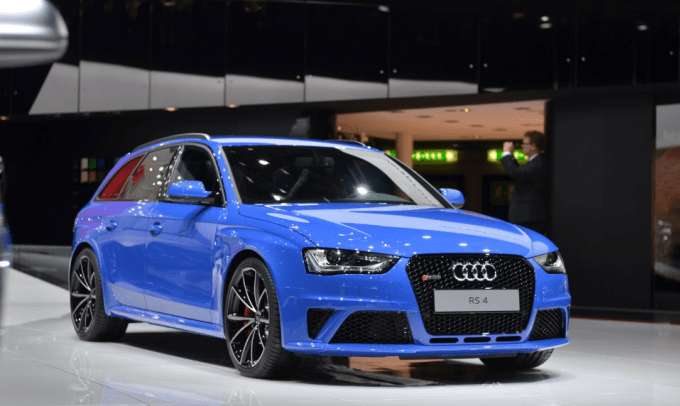 92 The 2019 Audi Rs4 Concept