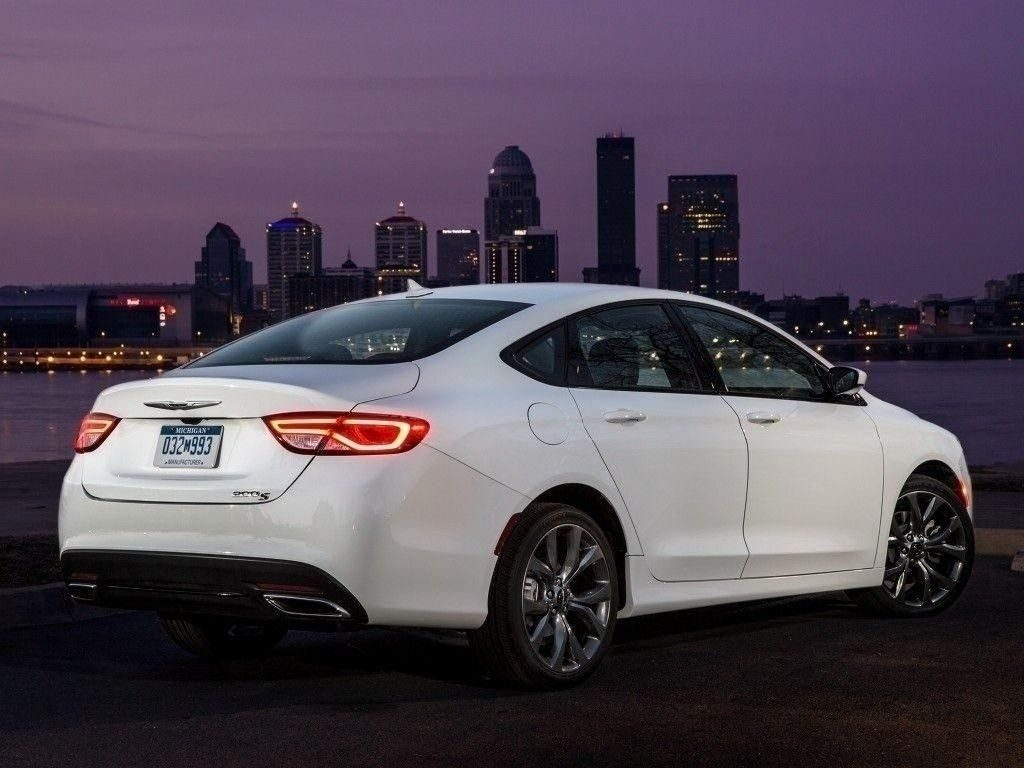 92 The 2019 Chrysler 200 Convertible Speed Test