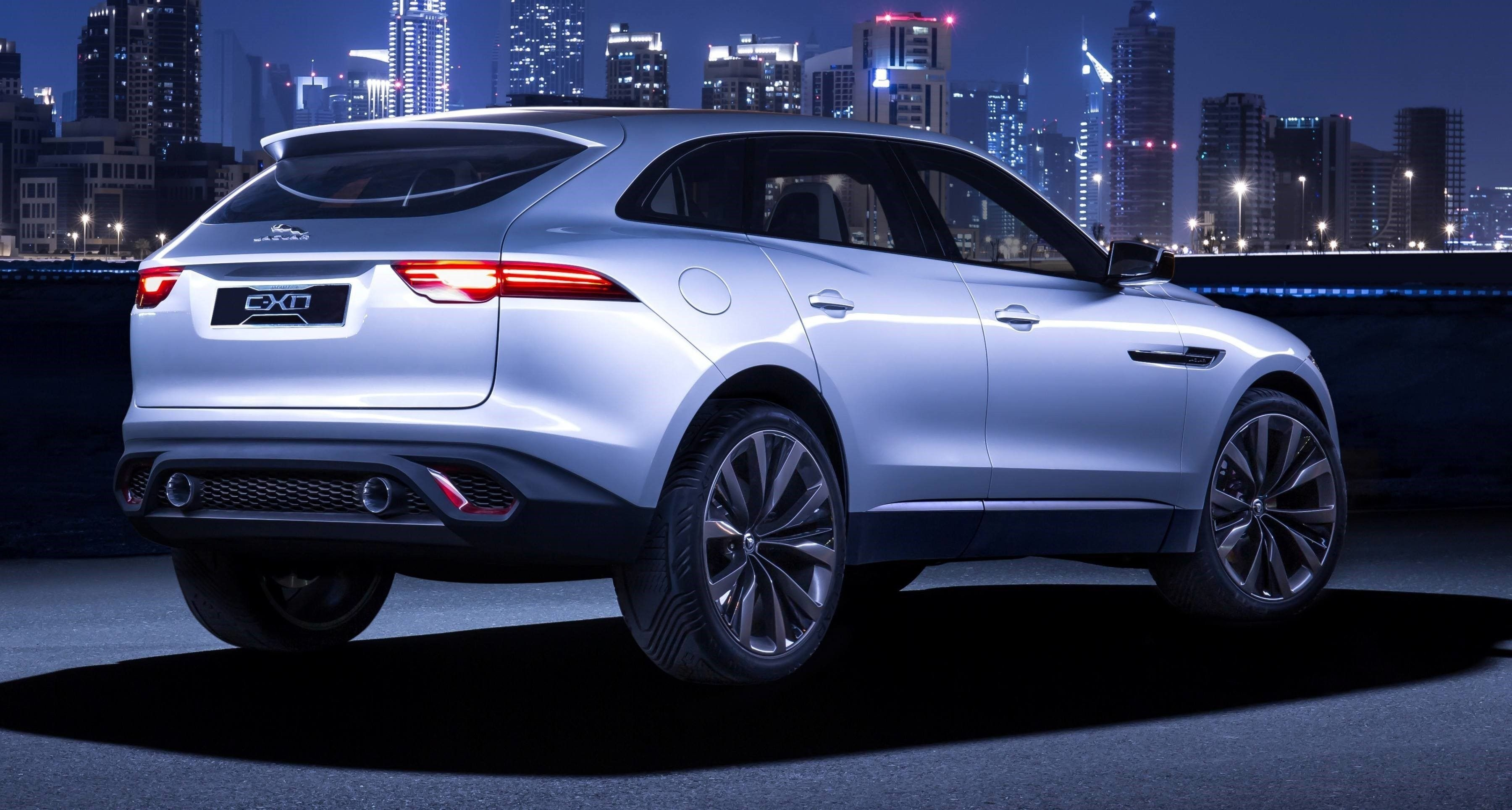 92 The 2019 Jaguar C X17 Crossover Price and Release date