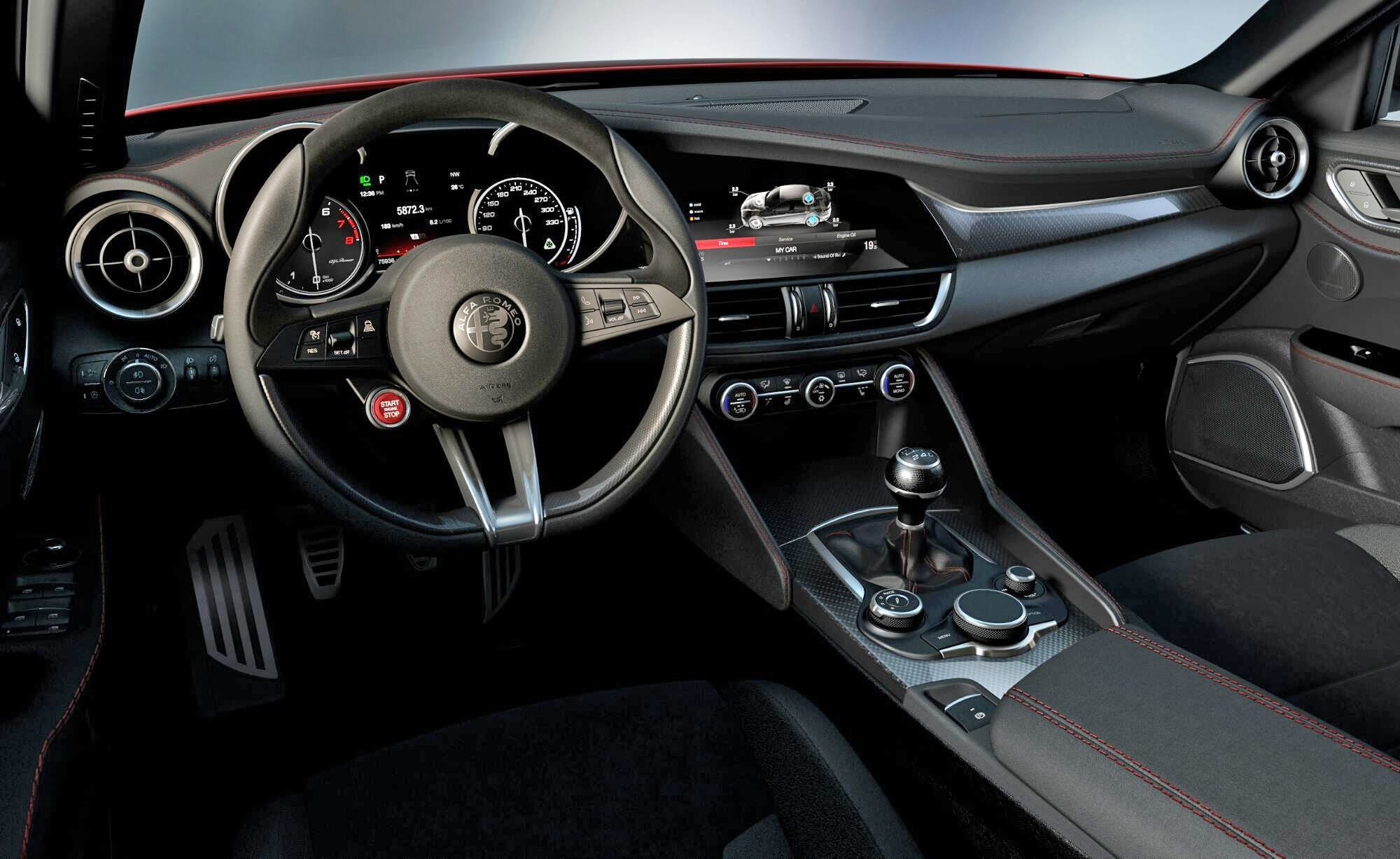 92 The 2020 Alfa Romeo Giulia Overview