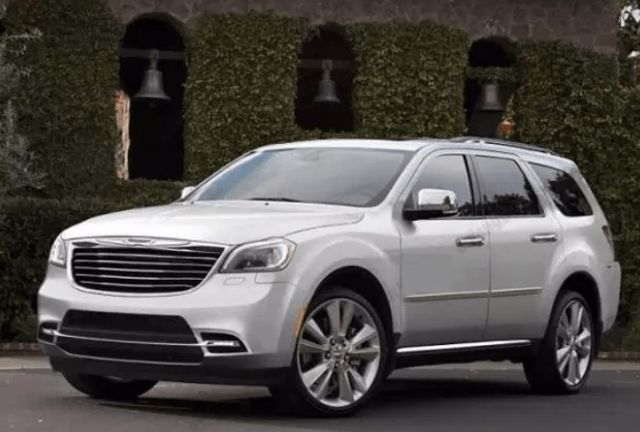 92 The 2020 Chrysler Aspen Price and Release date
