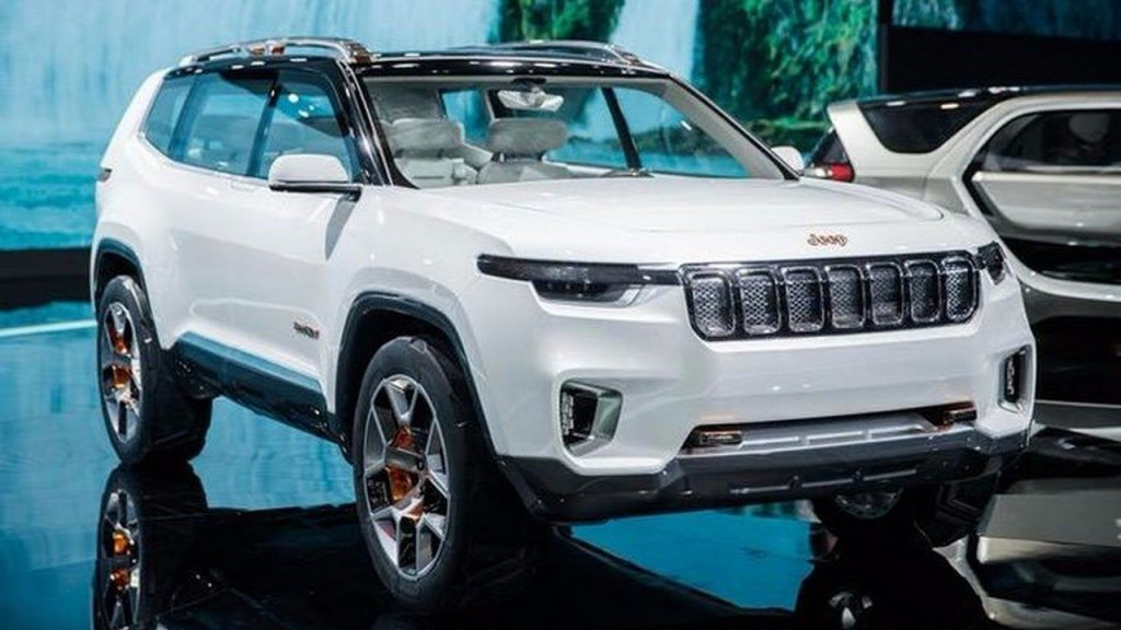 92 The 2020 Jeep Grand Wagoneer Redesign