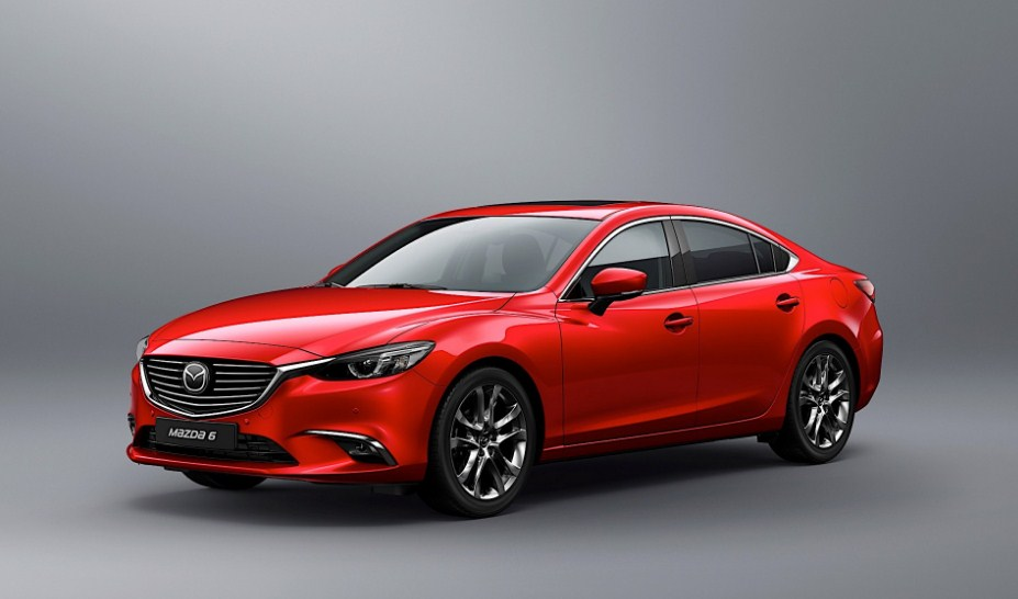 92 The 2020 Mazda 6s Ratings