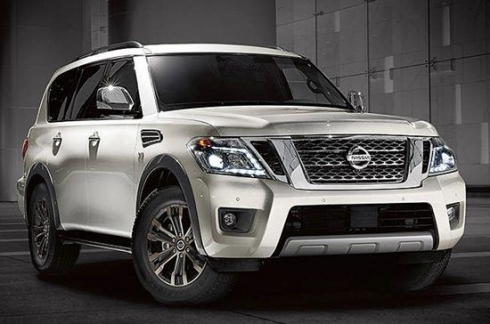 92 The 2020 Nissan Armada New Model and Performance